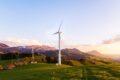 Alternativ energi fra vindmølle